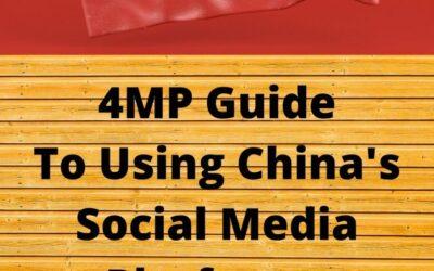 4MP Guide To China's Social Media Platforms
